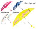 ジューシークチュールの折りたたみ傘