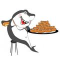 アンダーウォーターワールドの第2回『ホットドッグ』早食い競争