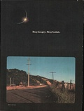 """""""Stay hungry, stay foolish"""" Whole Earth Catalog October 1974"""