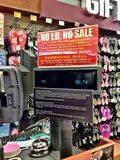 No I.D. No Sale