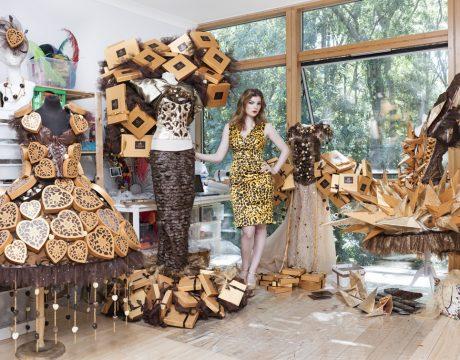 ゴディバ ゴールド ディスカバリー ファッションショー開催 Tギャラリアグアム by DFS