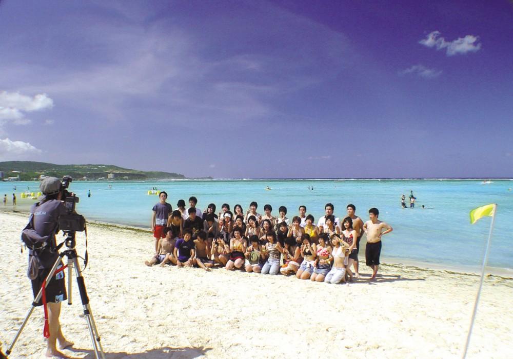 オーシャンジェットクラブの教育旅行プラン