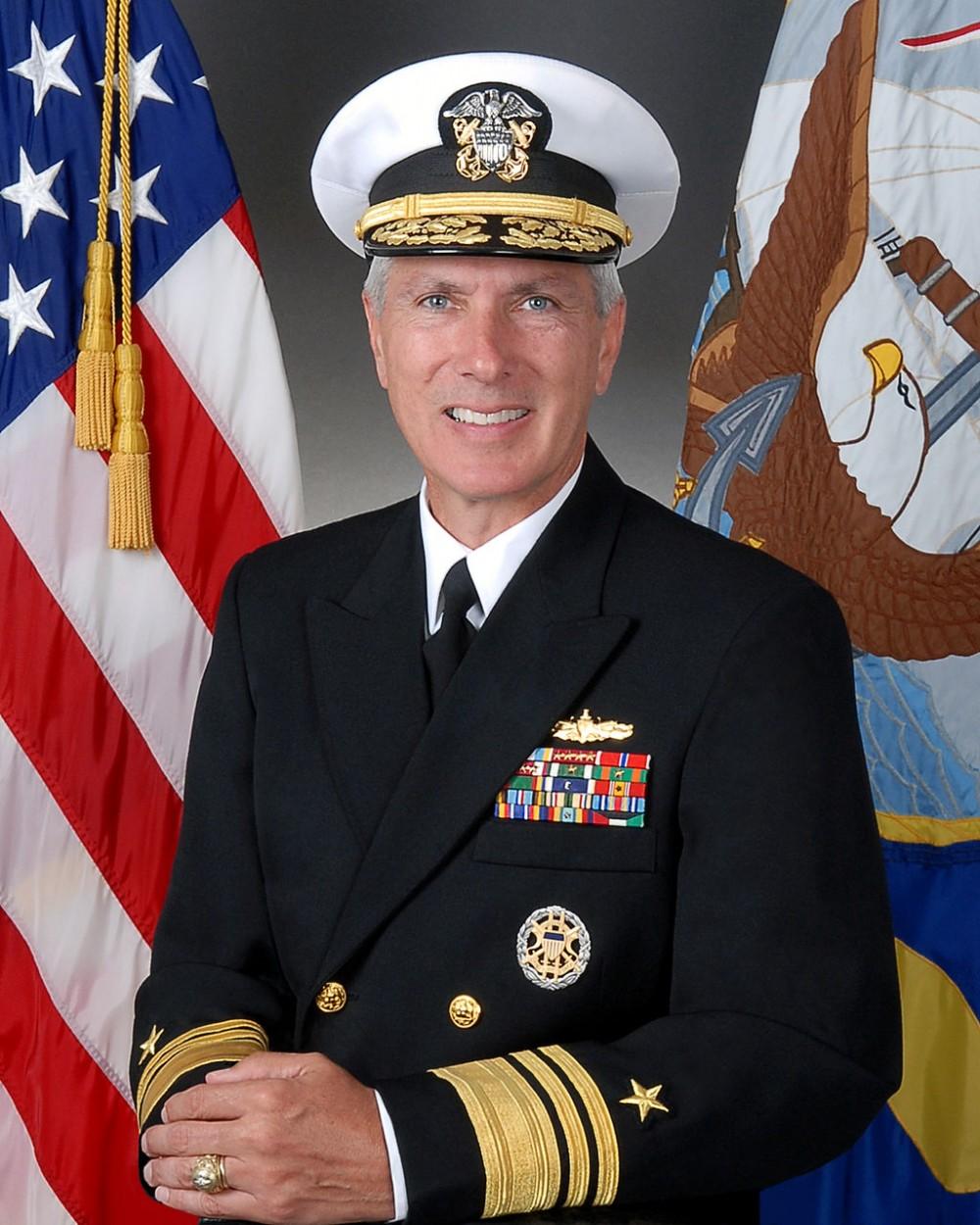 サミュエル J ロックリア3世 海軍大将