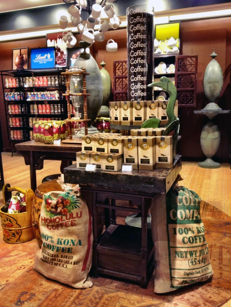 ROYAL KONA社の100%コナコーヒー DFSギャラリアグアム