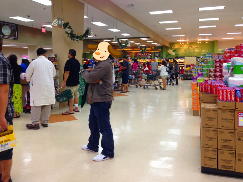 ペイレススーパーマーケット オカ店