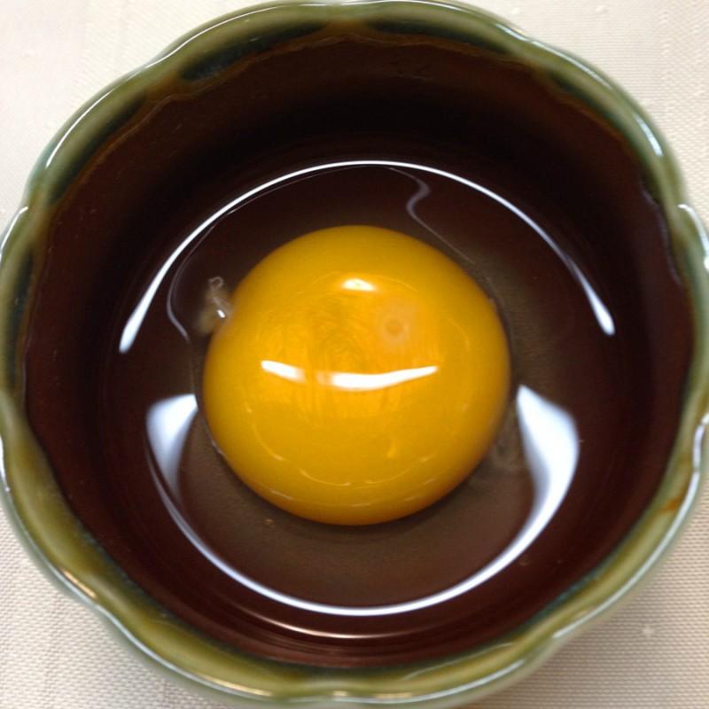 取れたて生卵
