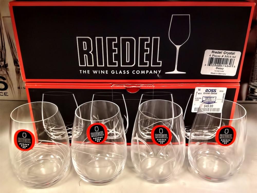 RIEDEL(リーデル)のグラス「ドゥーズィー」 ロスドレスフォーレス