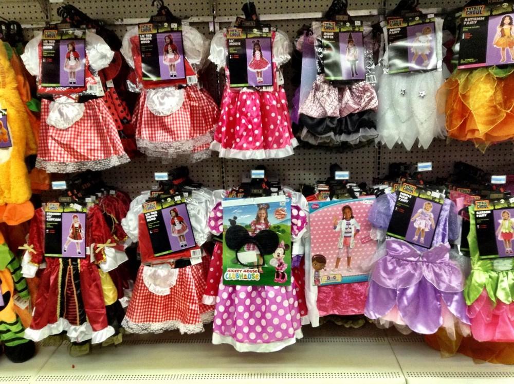 ハロウィーン 女の子のためのドレス Kマート