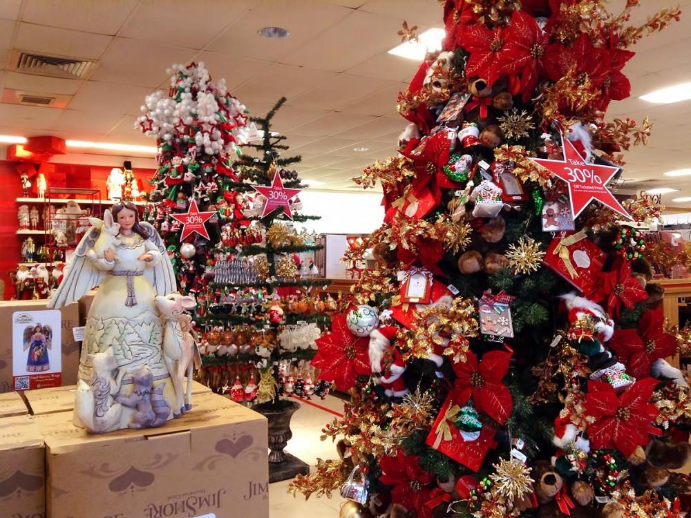 30%OFFにてクリスマスグッズがセール中。メイシーズ