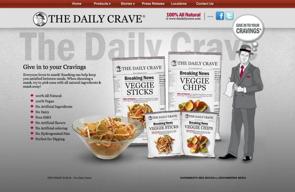 The Daily Crave社