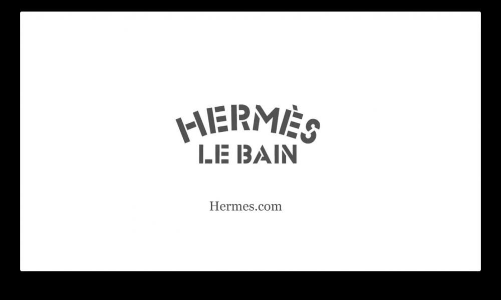ル バン エルメス (Le Bain Hermes)