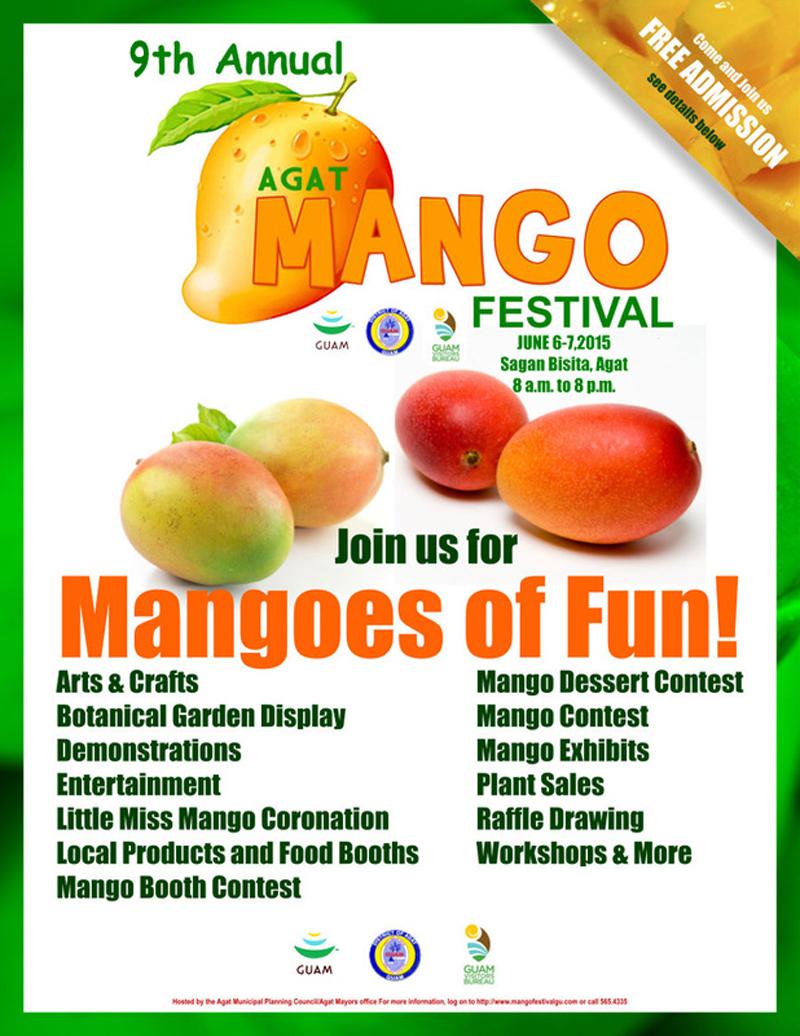アガットのマンゴーフェスティバル