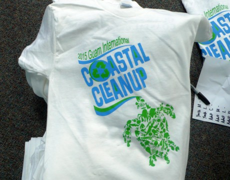 2015年 第21回国際海岸クリーンアップキャンペーン