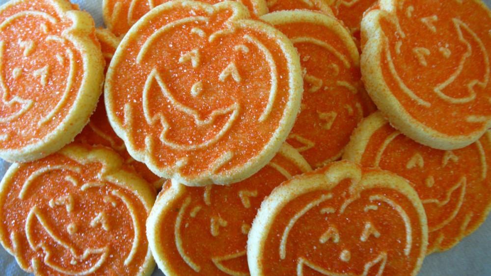 ハロウィンクッキー 味は微妙、、、