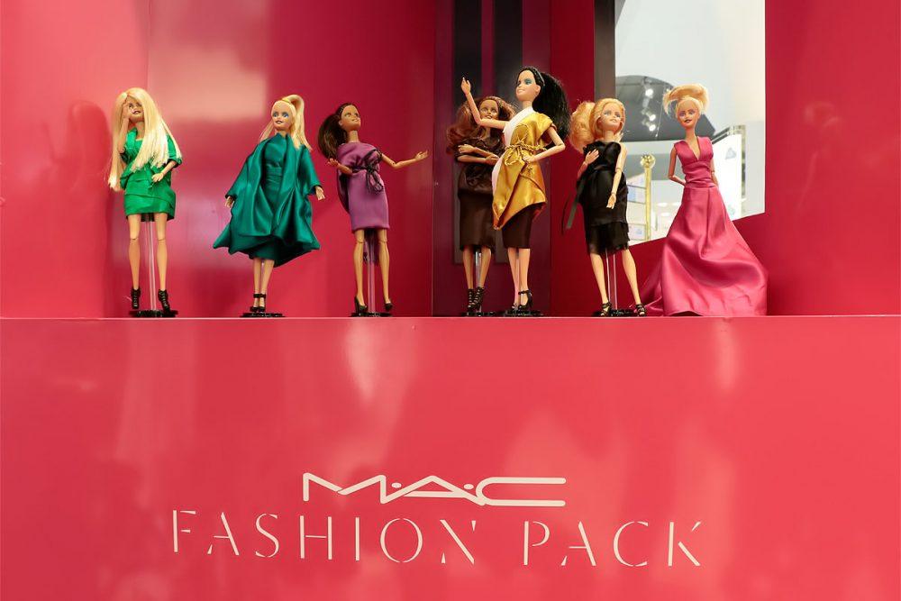 M.A.Cのファッションパック Tギャラリアグアムのビューティーイベント