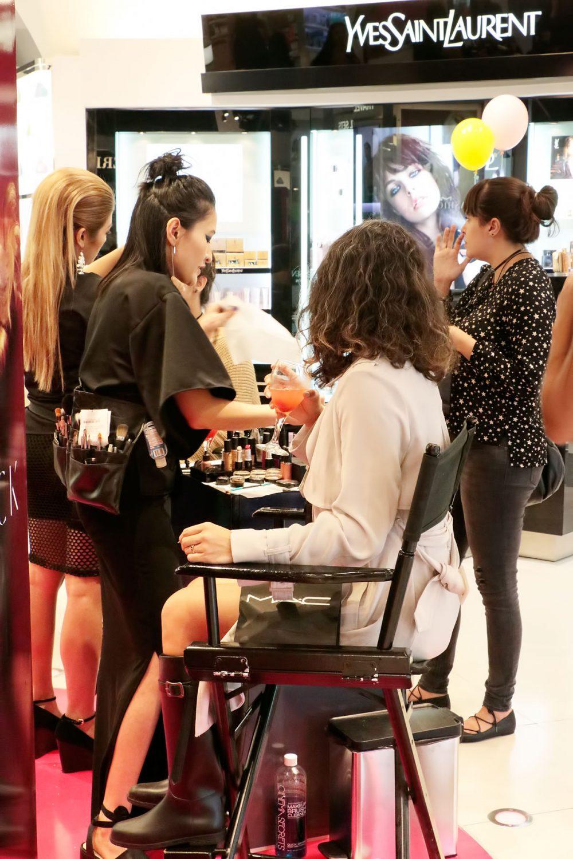 ファッションパックパーティー M.A.C Tギャラリアグアムのビューティーイベント