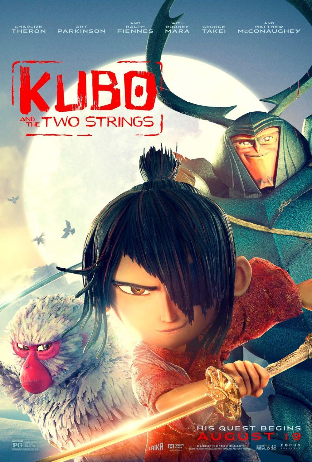 KUBO ポスター