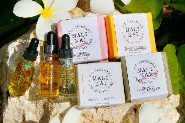 マリカイの石鹸とオイル