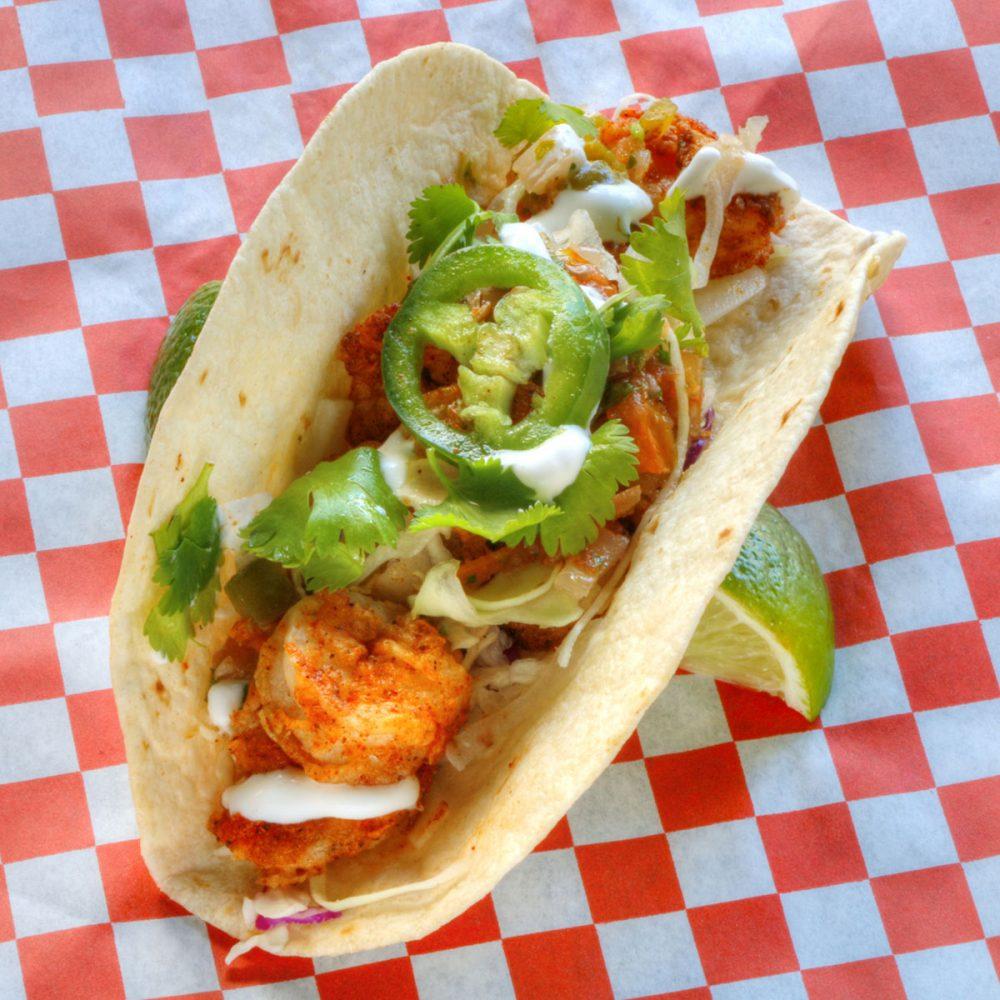 シュリンプタコ タモンタコス(Tumon Tacos)