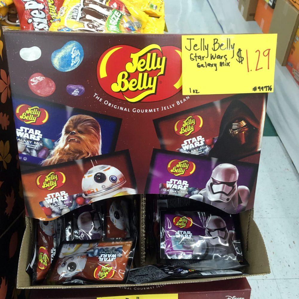 Jelly Bellyのスターウォーズコレクション (ペイレススーパーマーケット)