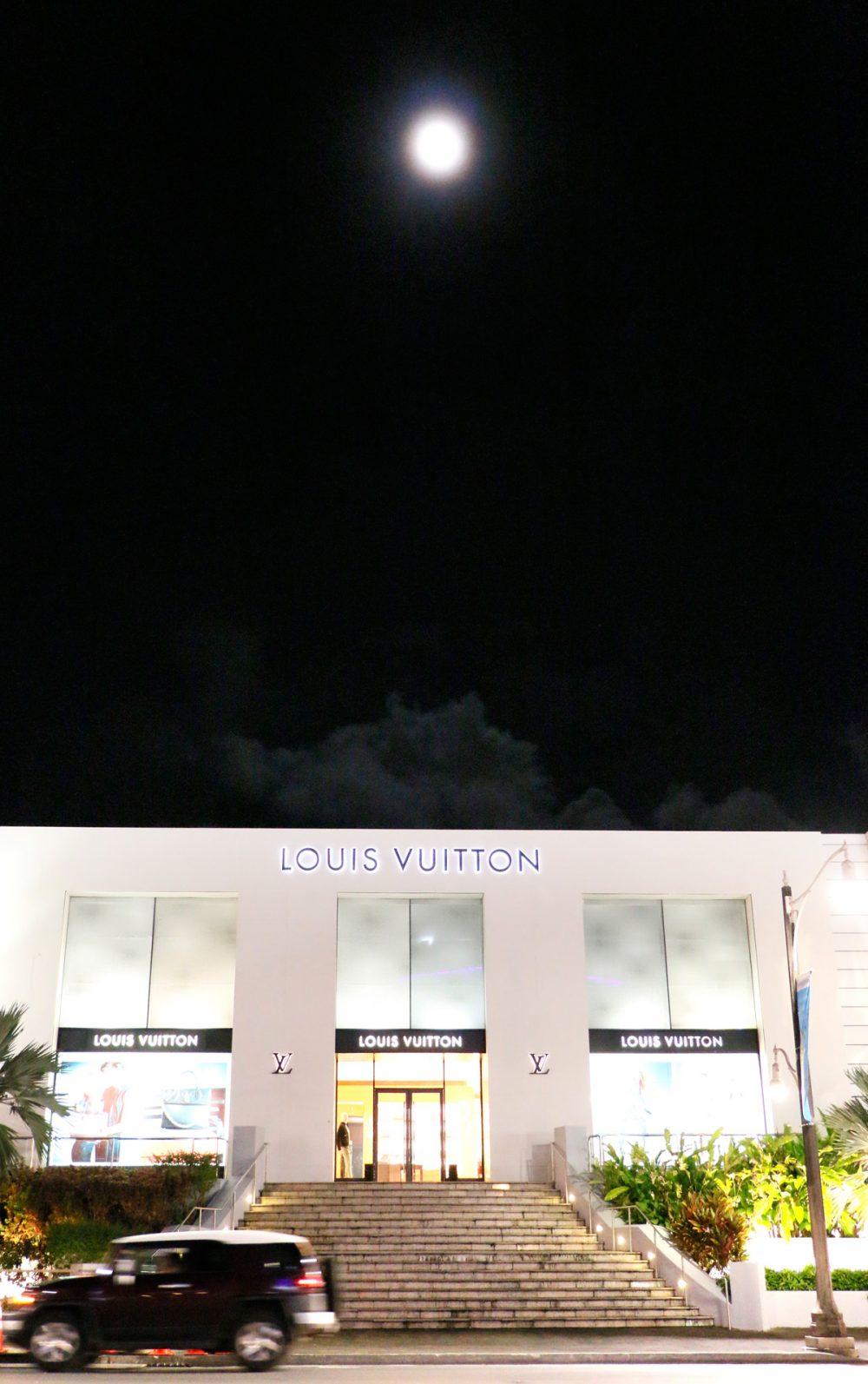 十五夜 ルイヴィトン(Tギャラリアグアム)