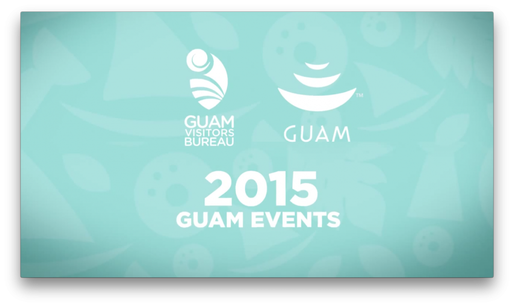 2015年 今年のグアムでのイベント