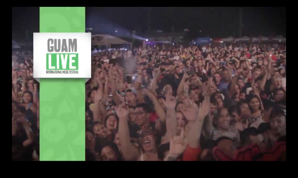 グアムライブ インターナショナルミュージックフェスティバル