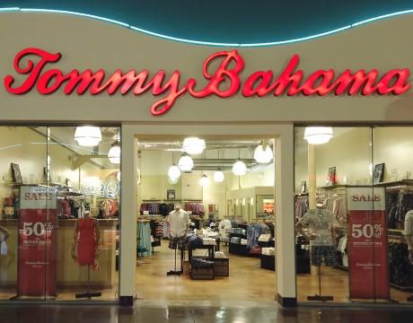 トミーバハマのアウトレットがグアムにオープン
