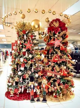 メイシーズのクリスマスツリー