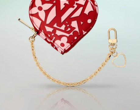 ルイヴィトンの2014年バレンタイン限定スィートモノグラムコレクション