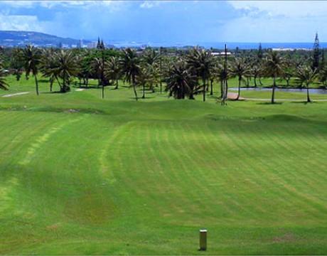 タモンから最も近いゴルフ場 グアムインターナショナルカントリークラブ