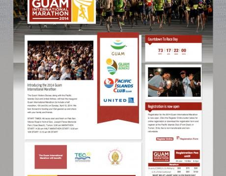 Guam International Marathon 2014