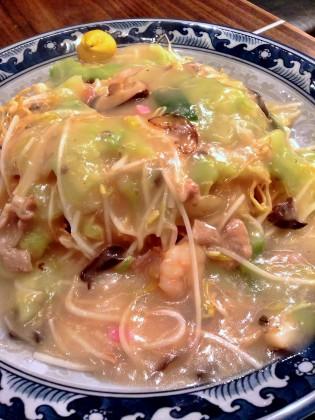 けやきの皿うどん (タモンサンズプラザ)