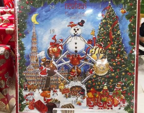 ノイハウスのアドベントカレンダー (Tギャラリア by DFS グアム)