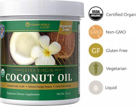 ココナッツオイルの美髪ヘアパック