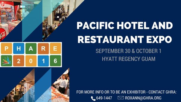 パシフィックホテル&レストランEXPO 2016 開催