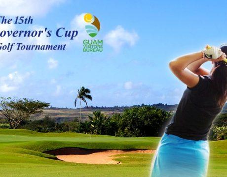 第15回 レオパレス21「グアム知事杯女子ゴルフトーナメント2017 」開催