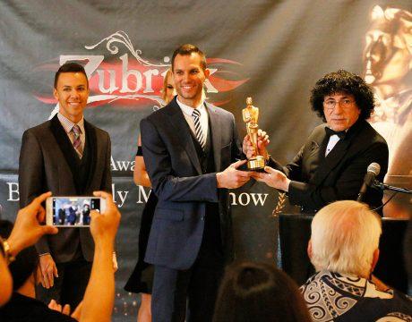 Chris & Ryan Zubrickがマジック界のオスカー賞と呼ばれているMerlin賞を受賞しました。