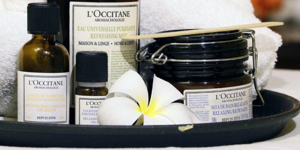 Guam Lavender Spa by L'OCCITANE