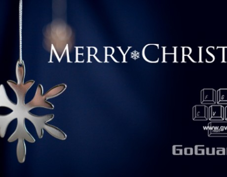 Wish you a merry christmas.